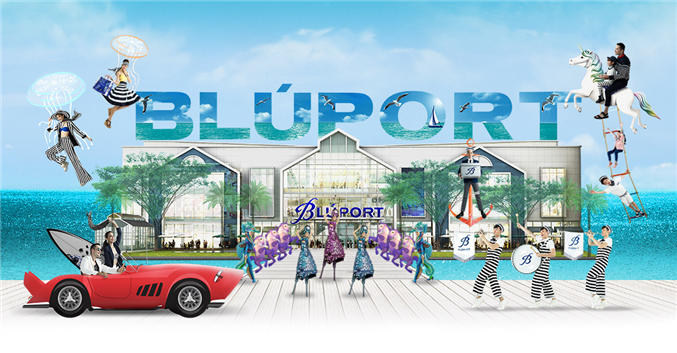 Up to 15% off at Bluport Hua Hin